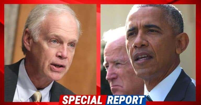 Senator Ron Johnson Just Went There – He Will Request Biden, Obama Officials To Testify Over Unmasking