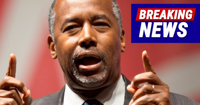 Ben Carson Shuts Down The Democrat Swamp – He Proclaims 'Un-American' Their Holy Grail Of Reparations