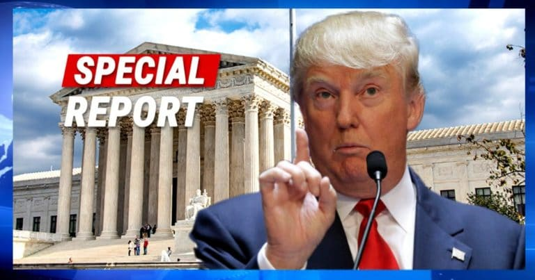 Supreme Court Flips The Script In Historic Case – 6-3 Decision Led By ACB Puts Trump Justices With Liberals