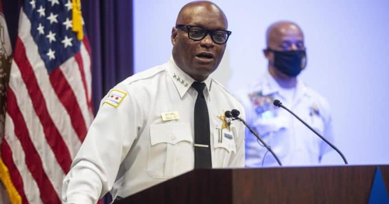 """Chicago Police Boss Blasts His Own Liberal City – He Just Accused Them Of Letting Crimininals Go With """"No Consequences"""""""