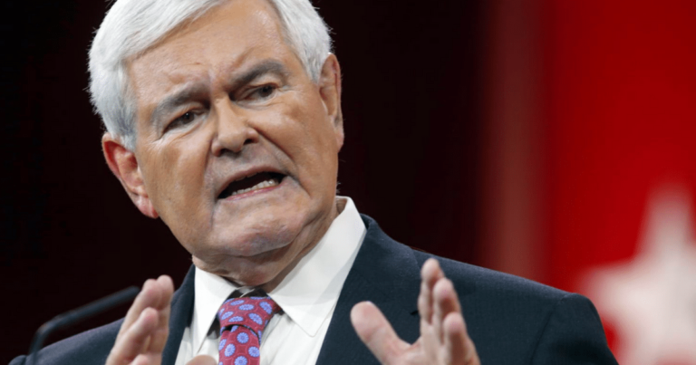 Newt Gingrich Takes On Biden's First 100 Days – He Accuses Joe Of Being One Of The Most Radical American Presidents