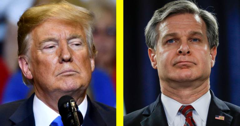 "Senate Hits FBI Director With Subpoena – Wray Must Produce All Russia ""Crossfire Hurricane"" Records"