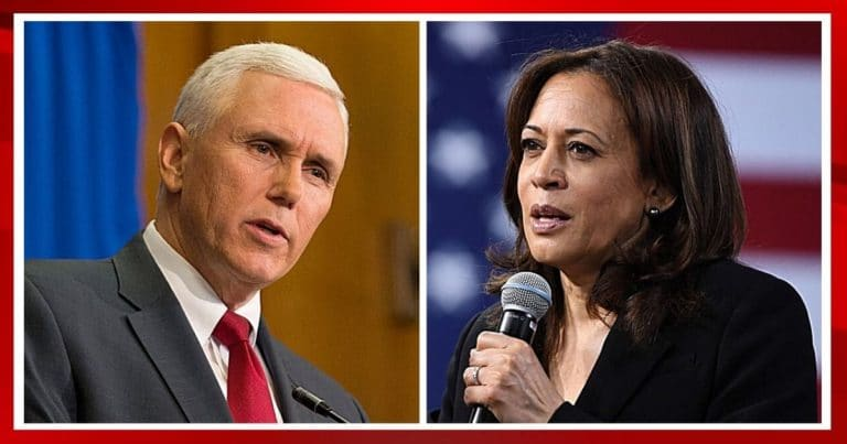 Pence Forces Kamala Harris To Answer On Court Packing – Sadly, She Decides To Point Out The Color Of Trump's Appointments