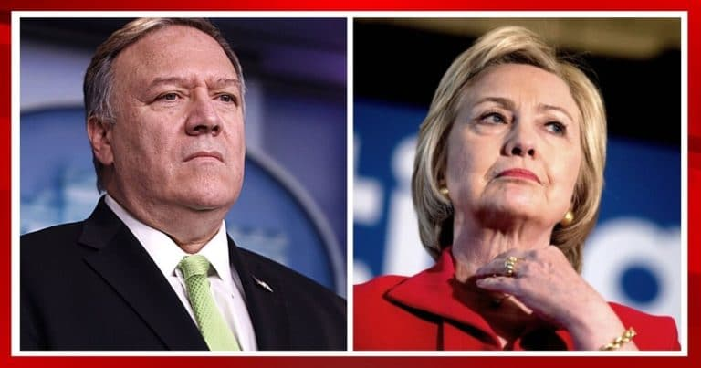 Mike Pompeo Pulls The Rug Out From Hillary – He Recovered Her Emails, And He's Planning To Release Them Before Election