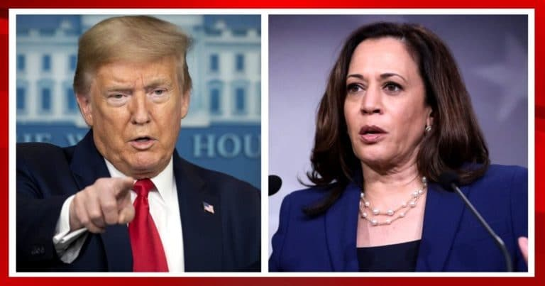 Hours Before The Vice-Presidential Debate, Trump Accuses Kamala Of Being Even Further Left Than Bernie