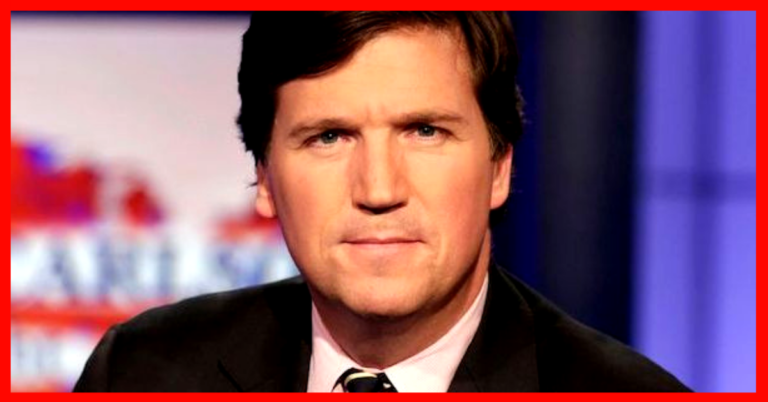"""Tucker Carlson Sets The Record Straight – """"This Show Is Not Going Anywhere, Its Getting Bigger"""""""