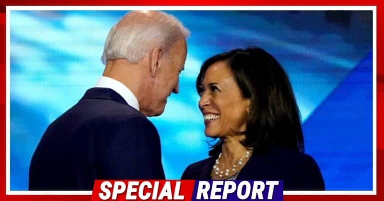 After Kamala Goes 40 Days Without News Conference – Biden Also Puts Her In Charge Of Trump's Space Council