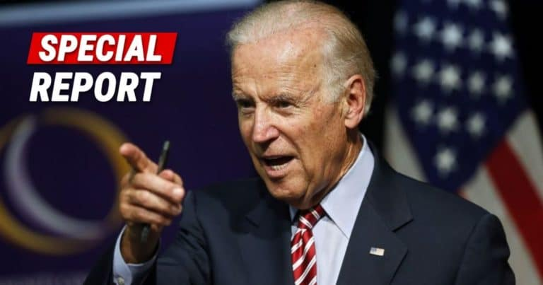 """President Biden Just Crossed The Line – Now Joe Is Trying To Execute The """"Administrative Abolishment"""" Of ICE"""