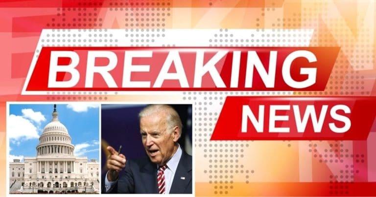 President Biden Slips Democrat Goody Into Bill – They Are Quietly Creating An 'Amnesty Pipeline'