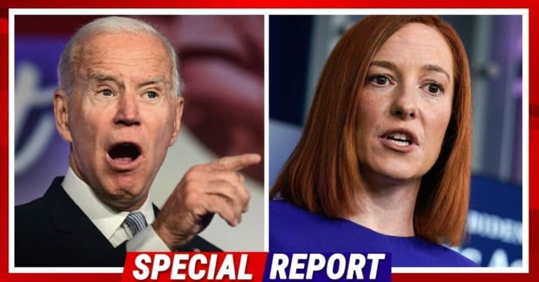 "Biden Administration Lands In Hot Water – Reporters Claim Joe's Team Wanted ""Questions In Advance"""