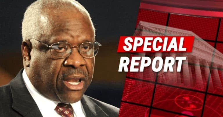 Clarence Thomas Flips The Script On Democrats – After Supreme Court Ruling, He Says 'Citizens Deserve Better'