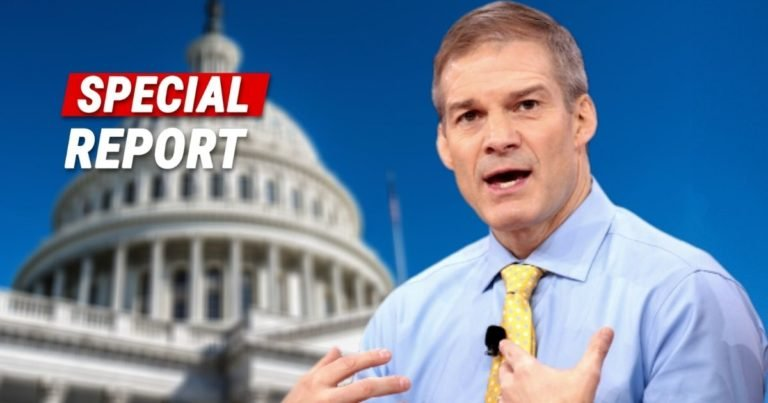 Jim Jordan Claims If Donald Trump Runs In 2024, The Former President Could Take Back The White House