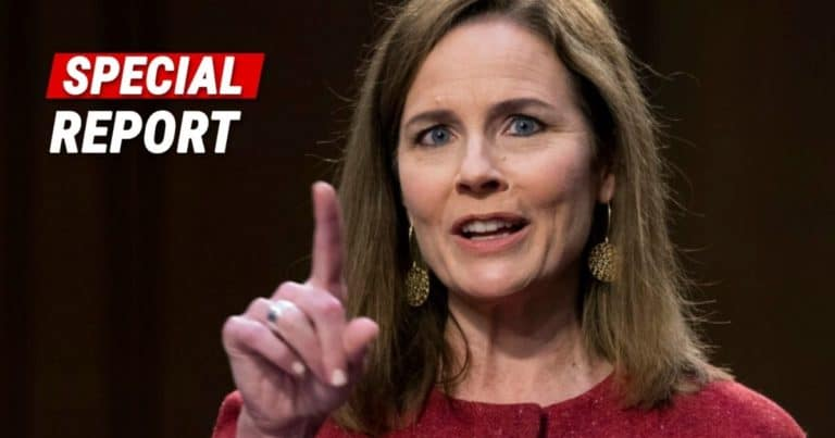 After Democrats Go After The Supreme Court – Amy Coney Barrett Turns The Tables On Them
