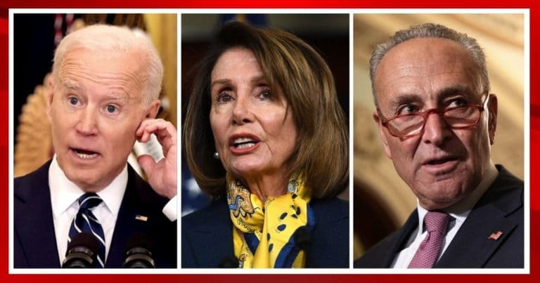 Democrat 'Civil War' Spins Out Of Control – Their Infighting Could Lead To Historic Midterm Election Blowout