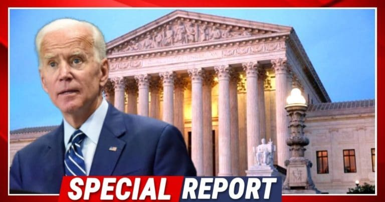 Supreme Court Sends Order Directly To Biden – They Might Take Up Weighty Harvard Case