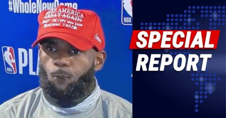 LeBron James Sent Spinning By NBA Fans – Latest Poll Shows His Wokism Has Earned Him Undesirable Honor