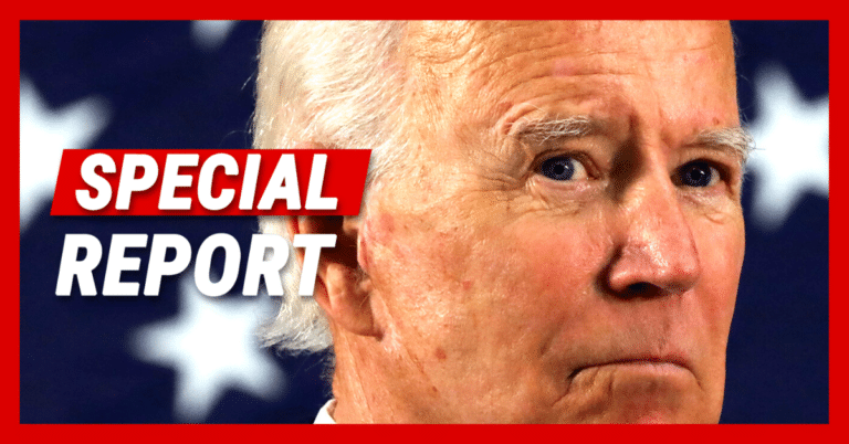 Border Patrol Leader Says He Would Arrest Joe Biden 'For Aiding And Abetting' – But Not As Long As Joe's The President